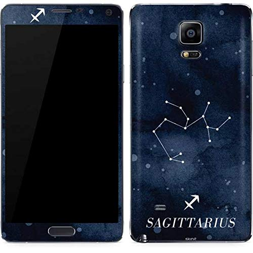 Amazon com: Skinit Sagittarius Constellation Galaxy Note 4