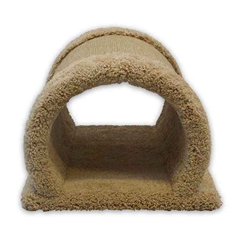 Royal Cat Boutique Royal Sisal Tunnel Scratching Cat Tunnel (color may vary) by Royal Cat Boutique