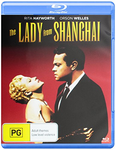 Lady From Shanghai Blu Ray [Blu-ray]
