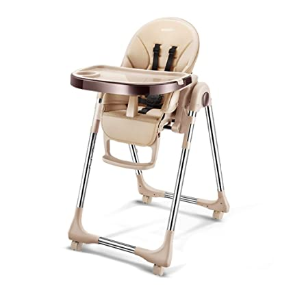 Amazon.com: High Chairs Baby Folding Childrens Dining Chair, Eating ...