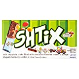 Cheap Elite Shtix Milk Chocolate Sticks with Chocolate Flavored Cream & Button Shaped Chocolate Candies 3.39 Onces, 8 Candy Bars Per Pack, (Jewish Kosher Candy for Holidays, Hanukkah) – (Pack of 6)