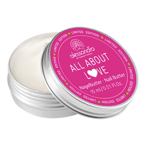 Alessandro International: Nagelcreme With Kisses (15 ml)