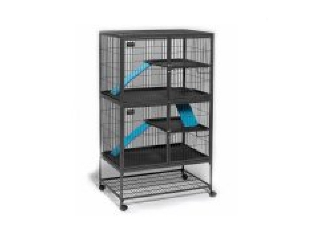 Ferret Nation Double Unit with Stand Assembly Tools not Included