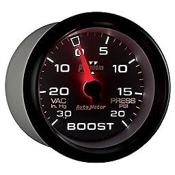 Auto Meter 7801 Phantom II Mechanical Boost/Vacuum Gauge