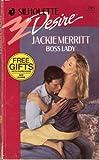 Boss Lady, Jackie Merritt, 0373057059