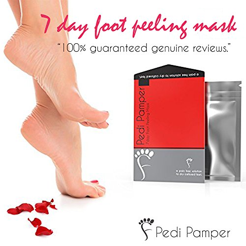 Baby Foot Peel Mask Treatment