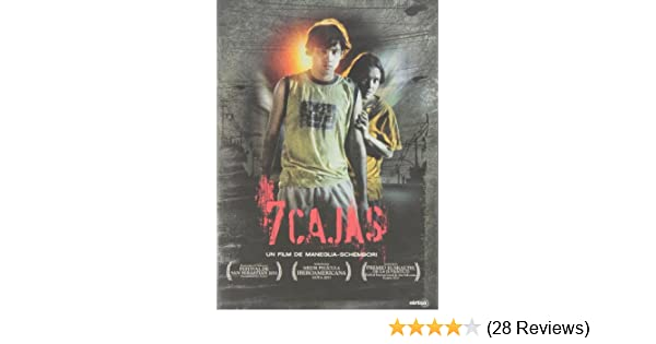 Amazon.com: 7 Cajas (Import Movie) (European Format - Zone 2) (2013) Lali González; Celso Franco; Víctor Sosa; Tito Jar: Movies & TV