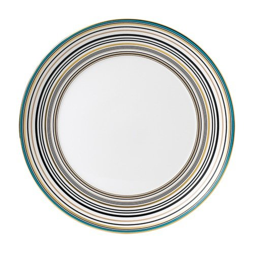 "Wedgwood Vibrance 11"" Dinner Plate, Multicolor"