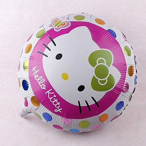Amazon.com : New 1PC 18inch Hello Kitty Balloons Decoracion ...