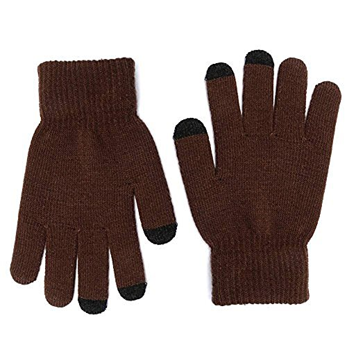 Brown Gloves - 4