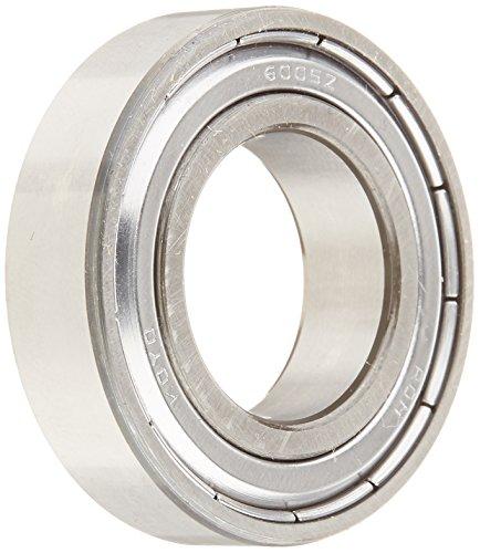 Koyo USA 6203 ZZC3 GXM Koy Ball Bearing 1.5748 Width 17 mm Bore Size 40 mm Outer Diameter