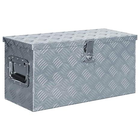 mewmewcat Caja de Aluminio Multiusos de Resistente a la ...