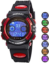 Kid Watch for Child Boy Girl LED Multi Function Sport...