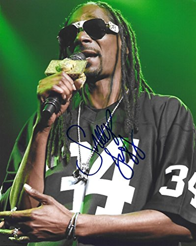 Snoop Dogg, American Rapper, Record Producer, Signed, Autographed, 8x10 Photo, a COA Will Be Included,STAR