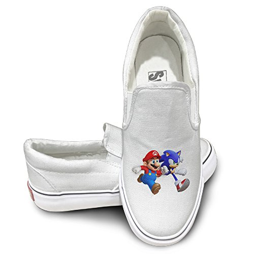 OOONG Super Mario Casual Slip On Fashion - Chess King Costume Shopping Results
