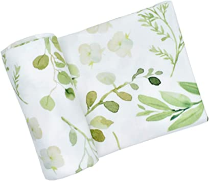 Couverture de b/éb/é en mousseline Grande couverture pour b/éb/é parfait pour un cadeau de naissance 120x120cm couverture en coton bio pour b/éb/é Cactus