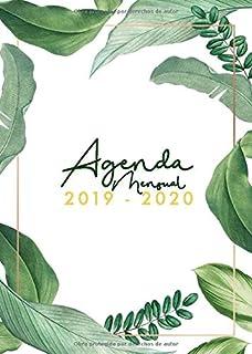 Planificador mensual académico 2019-2020, planificador anual ...