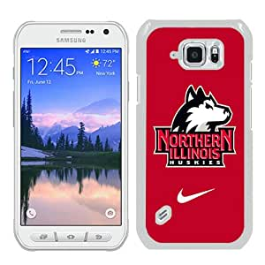 Hot Sale Niu Huskies White Samsung Galaxy S6 Active Screen Phone Case Fashion and Luxury Design