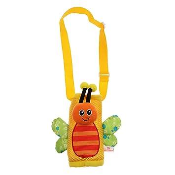 Cartoon Neoprene Water Bottle Carrier Insulated Cover Bag Holder Drink for Kids