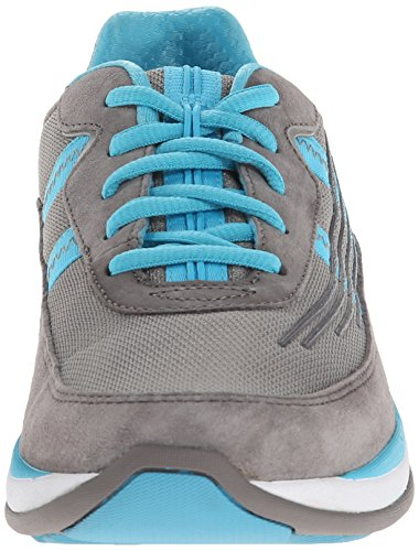 Sneaker Shayla Suede Aqua Fashion Women's Dansko Grey tO0w0q