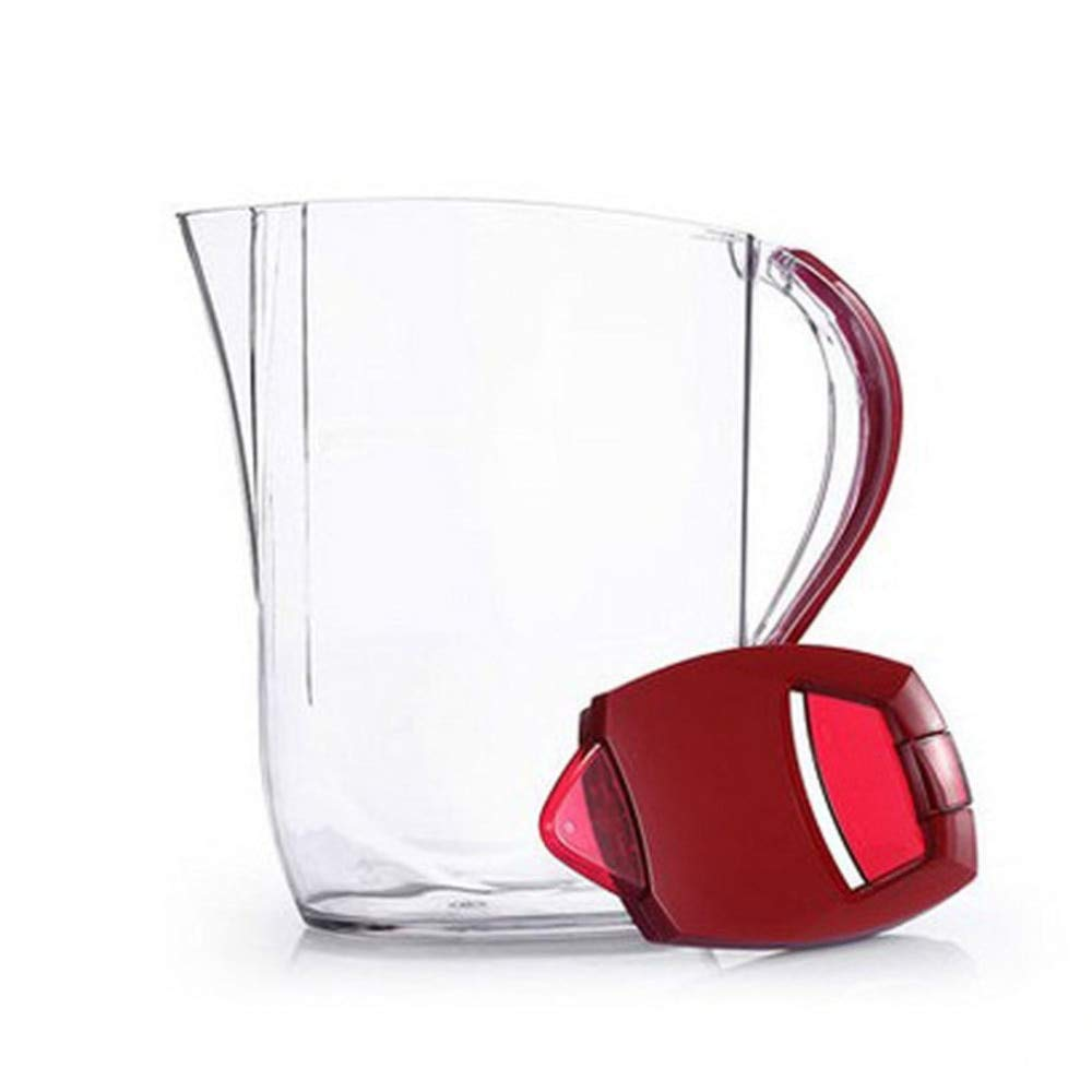 3L Large Capacity Plastic Heat Resistant Cold Kettle For Tea Coffee Soy Milk Juice Drinkware Pot Nice Kettle Kitchen Supplies