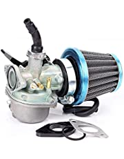 ATV Carburetor PZ19 + 35mm Air Filter for 50cc 70cc 90cc 110cc 125cc ATV Dirt Pit Bike Taotao CRF