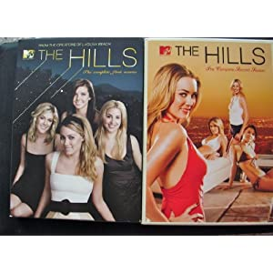 The Hills Seasons 1 and 2 movie