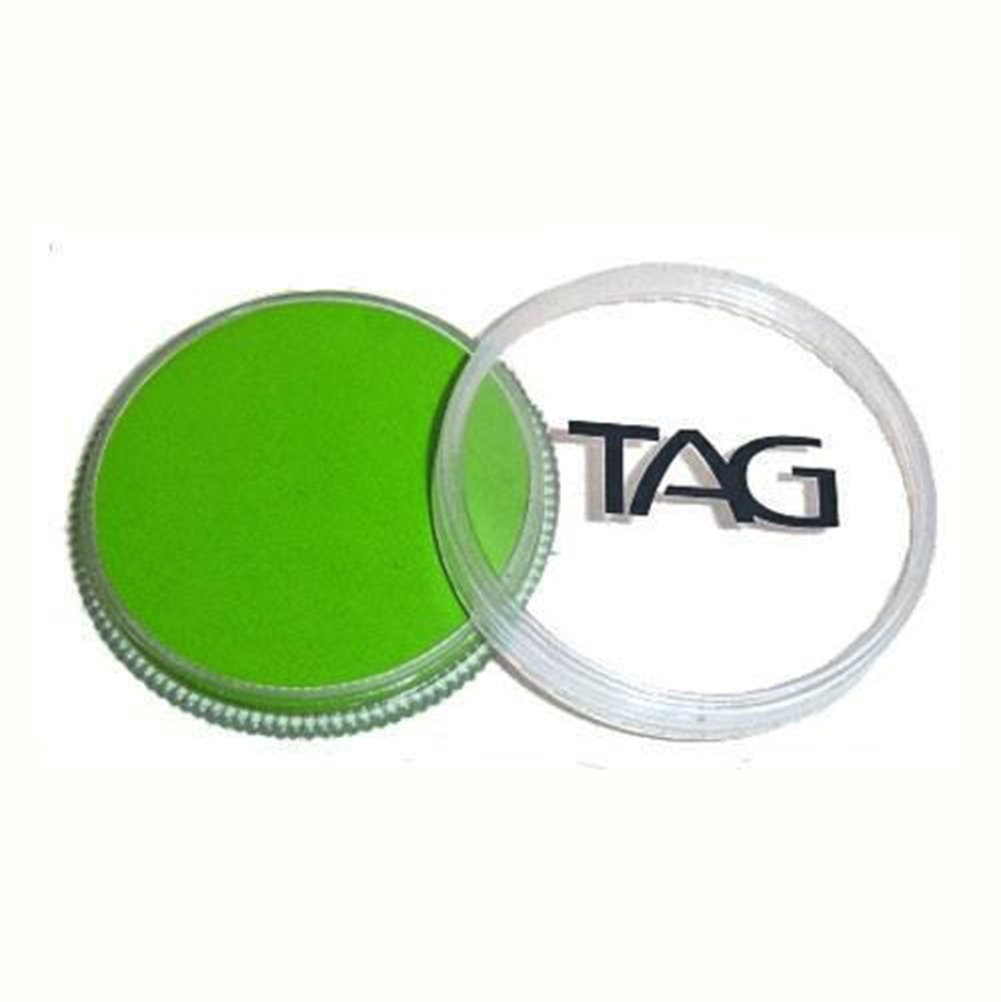 TAG Face Paints - Light Green (32 gm) TAG Body Art R3205