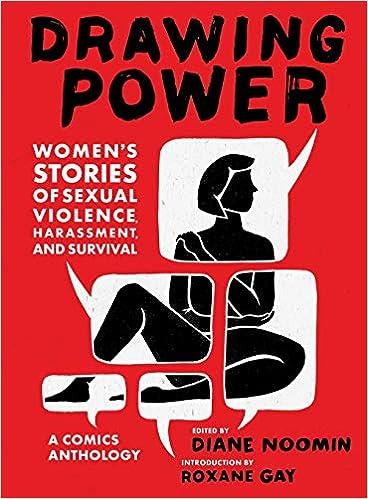 Resultado de imagen de Drawing Power: Women's Stories of Sexual Violence, Acrassment and Survival