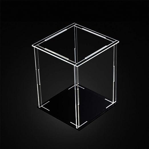 SYLOZ Caja De Presentación De Acrílico, Soporte De Exhibición ...