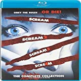 The Complete Scream Collection (Scream 1-4) / Frissons: La Collection Complète (Frissons 1-4) [Blu-ray] (Bilingual)
