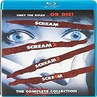 The Complete Scream Collection (Scream 1-4) / Frissons: La Collection Complète (Frissons 1-4) [Blu-ray] (Bilingual)