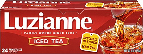 Luzianne Iced Tea Bags Count product image