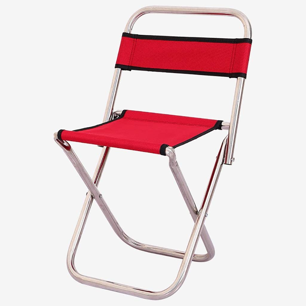 Walmeck Plastic Folding Step Stool Portable Folding Chair Small Bench for Children and Home Use
