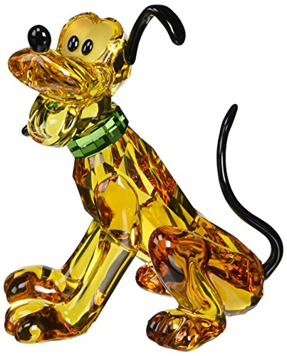 Swarovski Disney Pluto Figurines