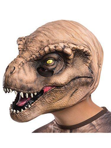Rubie's Costume Jurassic World T-Rex Child Mask Costume -