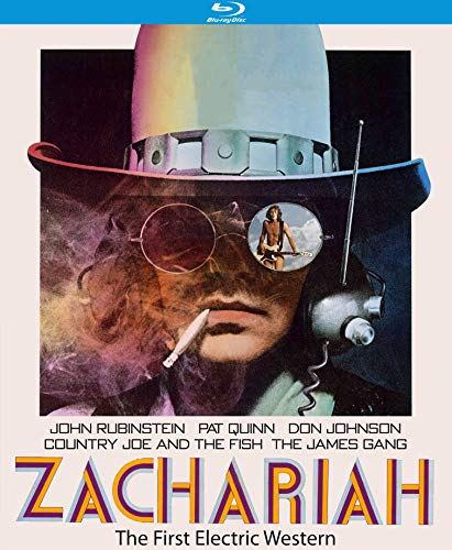 Zachariah (Special Edition) [Blu-ray]