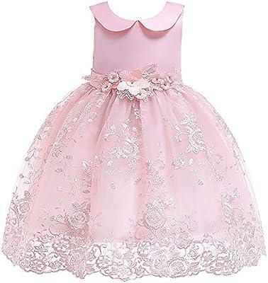 J-TUMIA-KIDS Vestido de Princesa de la Moda de Las niñas Falda de ...