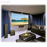 253232 Onyx Fixed Frame Projection Screen