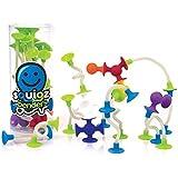 Fat Brain Toys Squigz- Benders Building Kit