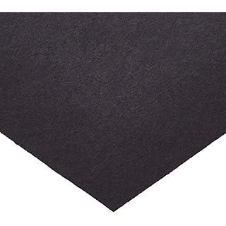 Tru-Ray Sulphite Construction Paper, 12 x 18 Inches, Black, 50 Sheets - 054150