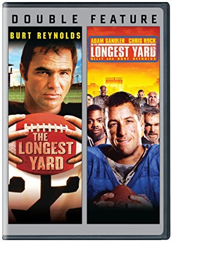 The Longest Yard (Double Feature 1974/2005) by Burt Reynolds