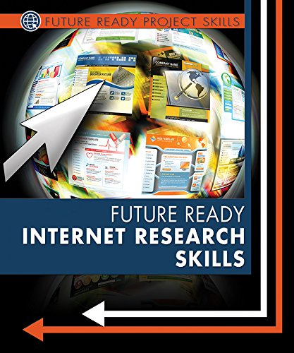 Future Ready Internet Research Skills (Future Ready Project Skills) by Enslow Pub Inc