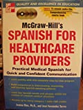 img - for Mcgraw-Hill Spanish for Healthcare Providers on 3 Audio Cds book / textbook / text book
