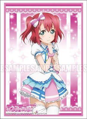 Love Live Sunshine Featuring Ruby Kurosawa Kimi no Kokoro Costume Card Game Character Sleeves HG Vol.1120 Anime Art