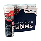 (US) Nipro Trueplus Glucose Tablets for Hypoglycemia (Raspberry, 10 Tabs)