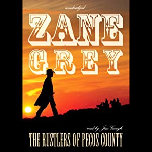 The Rustlers of Pecos County Audiobook