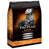 #5: Purina Pro Plan Savor Adult Shredded Blend Chicken & Rice Formula Dog Food, 35 lb. Bag