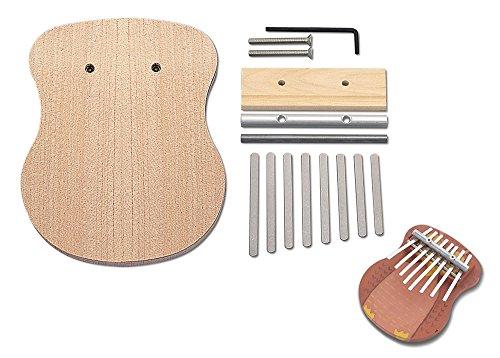 SUZUKI 스즈키 수제 악기 시리즈 카 칼림바만들기