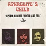 spring summer winter & fall / air 45 rpm single